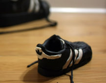 Play-Doh sneaker competition looks for miniature marvels