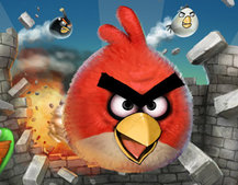 Android Angry Birds debuts for free on GetJar