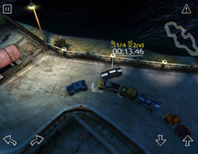 APP OF THE DAY - Reckless Racing HD (iPad)