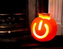 Greatest geek Halloween pumpkins from around the 'net