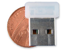 Is Solwise UMD-606N the world's smallest USB Wi-Fi dongle?