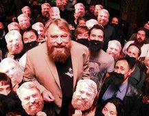 Q&A: Brian Blessed talks TomTom and chickens