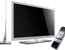 Samsung C9000 LED 3D TV goes super-thin