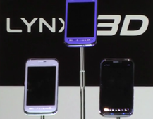 VIDEO: Sharp Lynx phone in action
