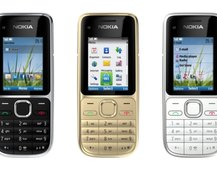 Nokia freshens budget options with C2-01 and X2-01 handsets
