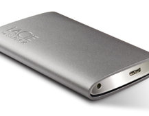 Lacie gives it hard and fast with the Lacie Starck Mobile USB 3.0