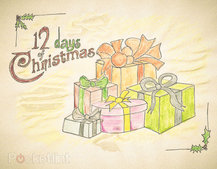 12 Days of Christmas: iTunes Gift Card
