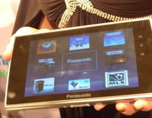Panasonic Viera Tablet officially unveiled