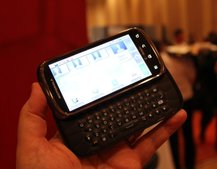 Motorola Cliq 2 hands-on