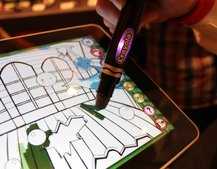 Griffin Crayola ColorStudio HD iPad hands-on