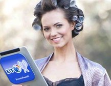 iPad app gives free Wi-Fi broadband to BT customers - Strictly winner Kara Tointon approves
