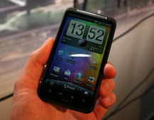 Win a HTC Desire HD