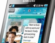 Samsung Wave II finally goes on sale in Britain