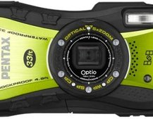 Pentax Optio WG1: Adventurers sign up here