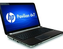 HP Pavilion dv6 and dv7 notebooks redesigned with high-end features