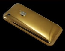 iPosh Spice: Victoria Beckham's £22k iPhone 4