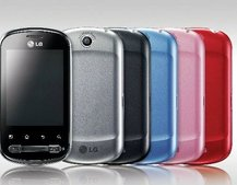 LG Optimus Me: Android on a budget
