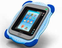 VTech InnoPad teaches multitouch skills to kids