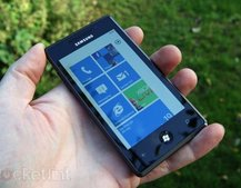 Microsoft pulls Windows Phone 7 update for Samsung Omnia 7