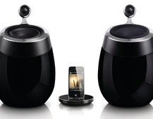 Philips Fidelio SoundSphere adds Apple Airplay