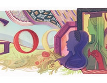 International Women's Day 100th anniversary gets the Google Doodle treatment