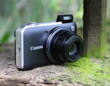Canon PowerShot SX220 HS hands-on