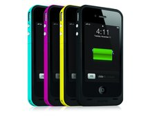 Mophie Juice Pair Plus more than doubles iPhone 4 battery life