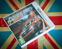 Nintendo 3DS: Ridge Racer 3D hands-on