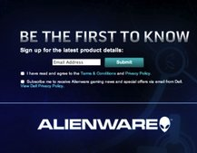 Dell Alienware m18x and Alienware m14x coming 19 April