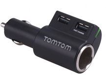 TomTom to power connected car with High Speed Multi-Charger