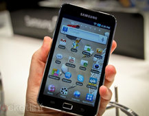 Samsung Galaxy S WiFi 5.0 iPod rival detailed