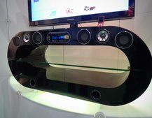 i-deko TV sound system hands-on
