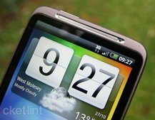 Android 2.3 now available for Vodafone HTC Desire HD customers
