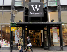 Rival online retailers force HMV to sell Waterstone's