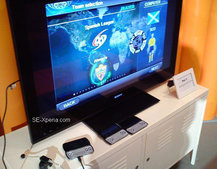 Sony Ericsson Xperia Play with HDMI output spotted