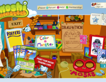 Moshi Monsters hits 50 million users