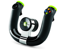 Microsoft Xbox 360 Wireless Speed Wheel - coming in time for Forza 4