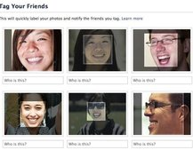 Facebook facial recognition sparks security concerns