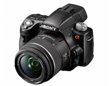 Sony 35 DSLR camera announced