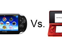 Sony PlayStation Vita vs Nintendo 3DS