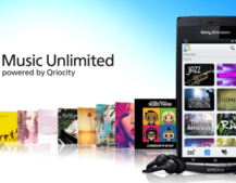 Sony Qriocity Music Unlimited app hits Android Market
