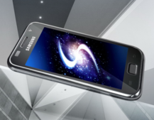 Samsung Galaxy S Plus heading for the UK