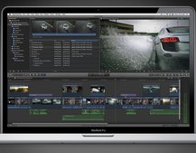 Apple announces Final Cut Pro X