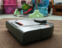 Neato XV-15 robot vacuum cleaner invasion begins
