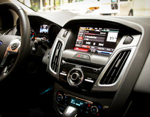 MyFord Touch and SYNC AppLink coming to all UK Ford cars in 2012