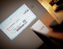 Acer C110 Pico projector hands-on