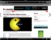 StumbleUpon iPad app revamped and available now