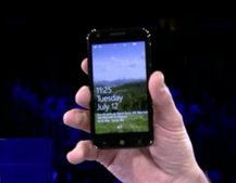 Samsung Galaxy S II Windows Phone 7 outed by Microsoft
