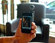 Bubblescope: The iPhone accessory that will change the way you take photos