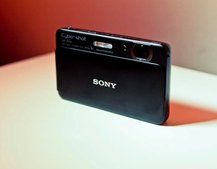 Sony DSC-TX55 hands-on